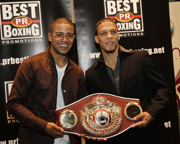 19 sept 2012 Press Conference The War Vazquez Jr vs Oquendo- Vazquez Jr vs Oquendo 5 2