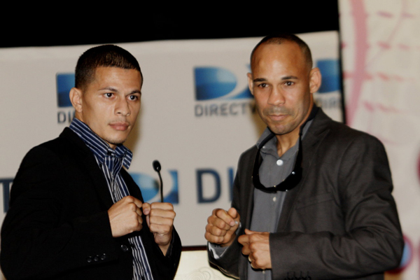 24 sept 2012 Press Conference Noche de Campeones DIRECTV from Puerto Rico- McJoe Arroyo vs Jose Lopez