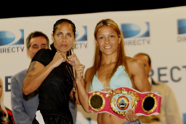 26 sept 2012 Official Weigh In from Puerto Rico Noche de Campeones DIRECTV- Miranda vs Bopp 3