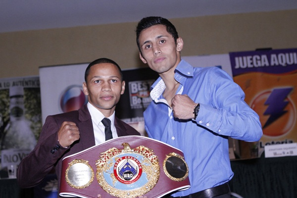 3 oct 2012 Press Conference The War from Puerto Rico- Calderon vs Fuentes 2